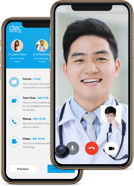 Connect With Doctor | DoctorOnCall